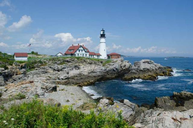 © 2012 Richard Broadwell - Portland Head Light